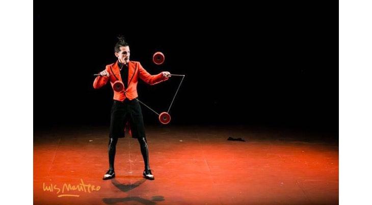 ¡El circo llega al Festival de Verano!