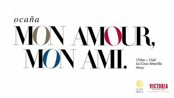 Enamórate con 'Mon amour, mon ami', de Pedro Ocaña
