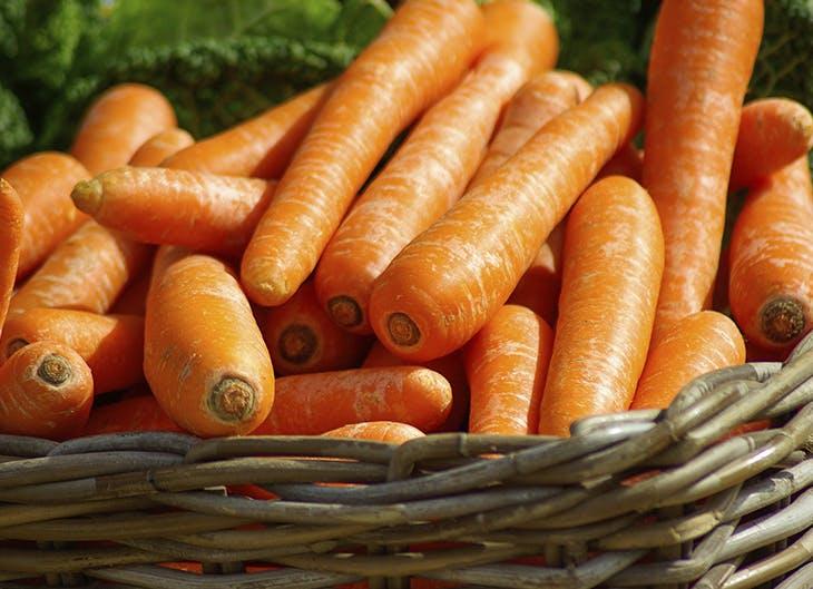 3 sabrosas recetas con zanahoria para merendar