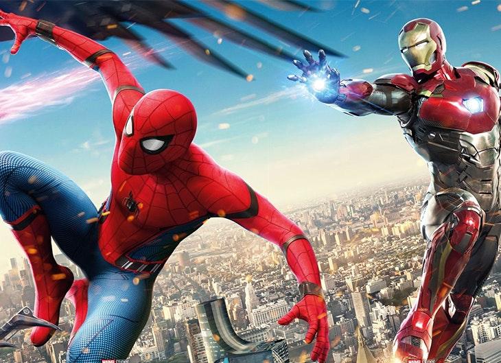 ¡No te pierdas el estreno de 'Spider-Man Homecoming' en el CC Plaza Mayor!