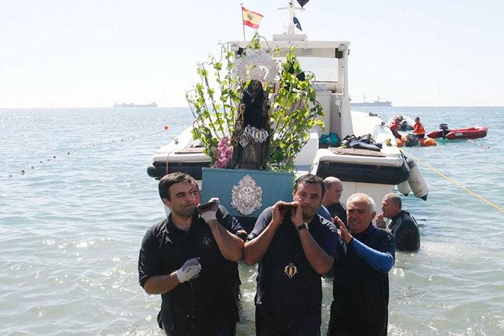 ¡Empiezan las Fiestas de la Virgen del Carmen!