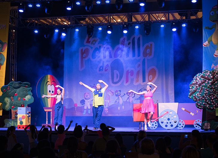 Musicales infantiles en el Festival de Verano de Plaza Mayor