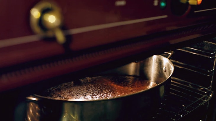 5 pasos para conseguir un bizcocho de chocolate de 10