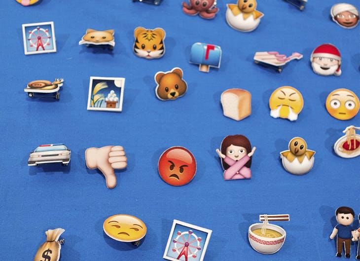 Los emoticonos de WhatsApp más originales