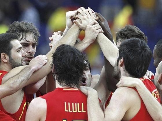 ¡No te pierdas a la Selección Española de Baloncesto en Málaga!