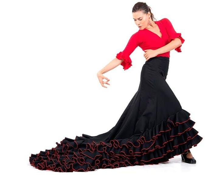 Las faldas de flamenca más espectaculares