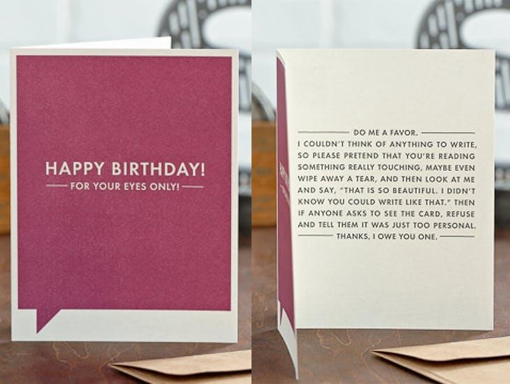 5 ideas originales para felicitaciones de cumpleaños