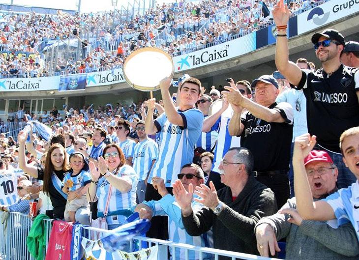¡Vuelve la Liga con el Málaga CF vs SD Eibar!