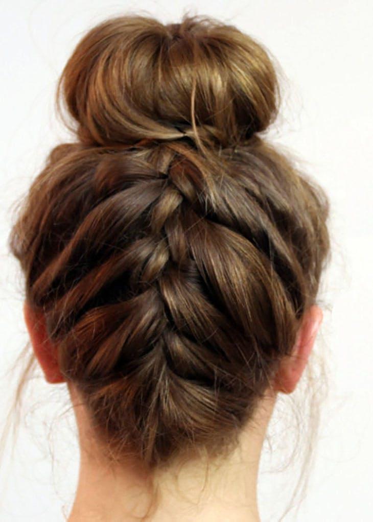 peinados sencillos que podrs hacerte t mismas - Peinados Sencillos