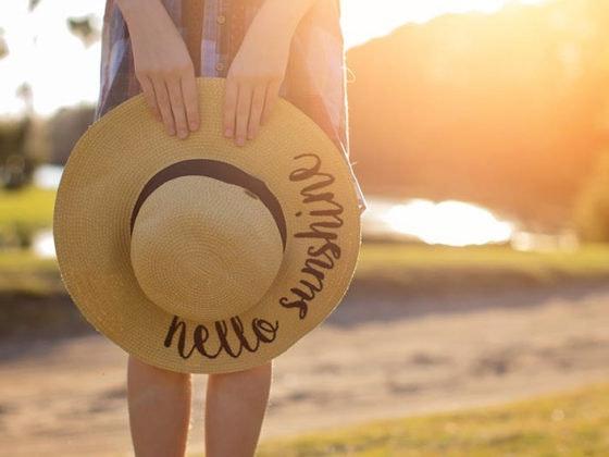 4 consejos para protegerse de los rayos de sol en verano
