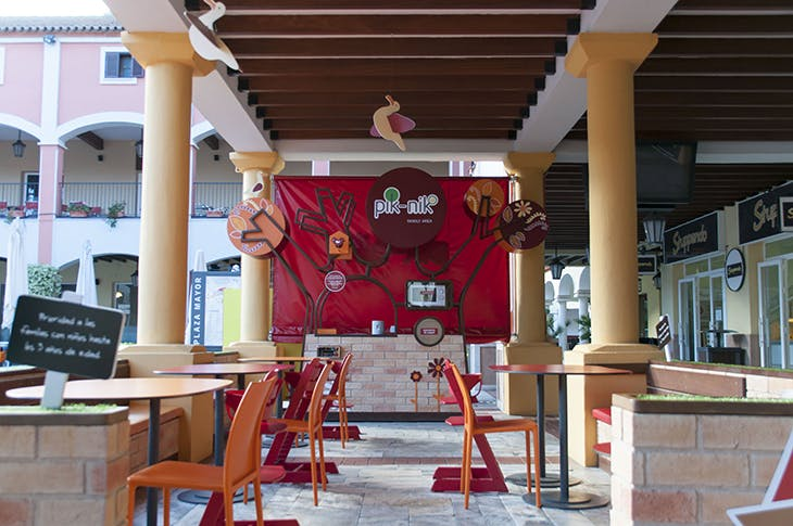 Descubre el área familiar del CC Plaza Mayor y disfruta de un pícnic con los tuyos