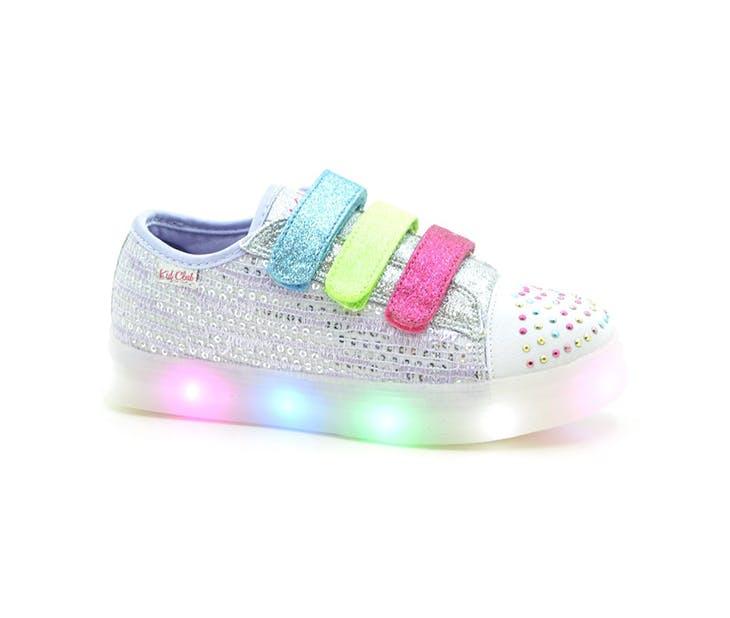 Zapatillas con luz para los más pequeños