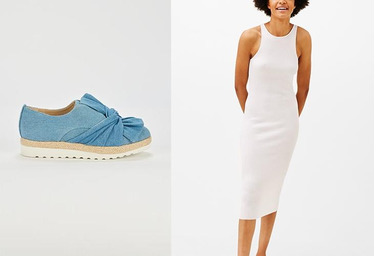 Zapatillas minimalistas para tus looks sofisticados