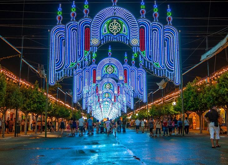 Feria de m laga 2018 fecha y programa for Feria outlet malaga 2017