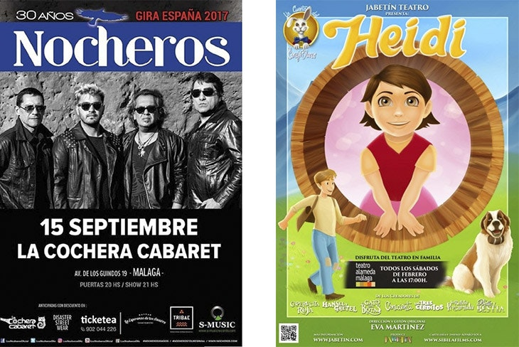 4 actuaciones de La Cochera Cabaret que no puedes perderte