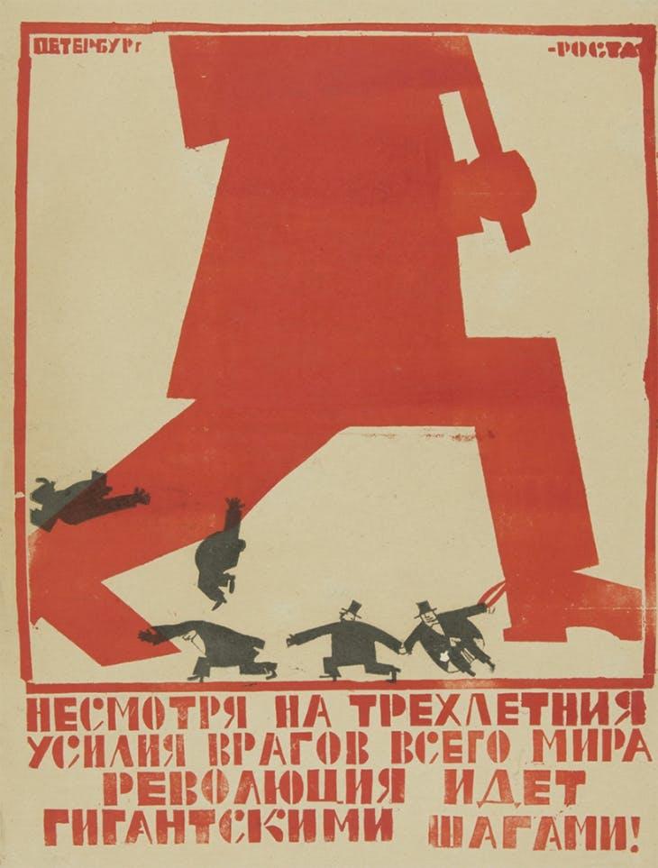 Sorpréndete con 'Imprenta y tipografía en la Rusia de la Revolución'