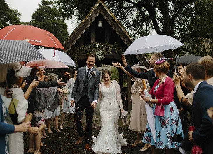 Cómo ir vestida a una boda otoñal
