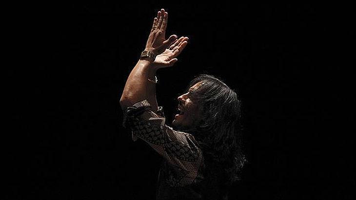 Final apasionante de la V Bienal de Arte Flamenco de Málaga