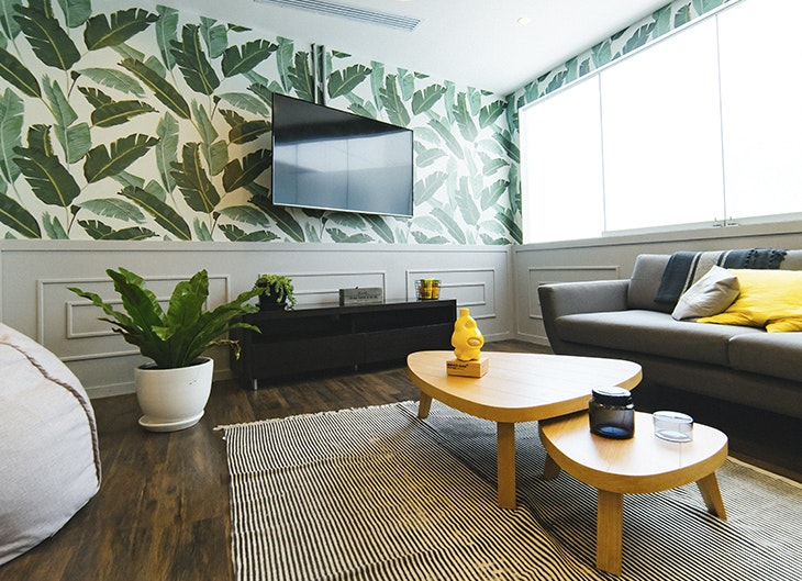 4 ideas para redecorar el salón que te sorprenderán