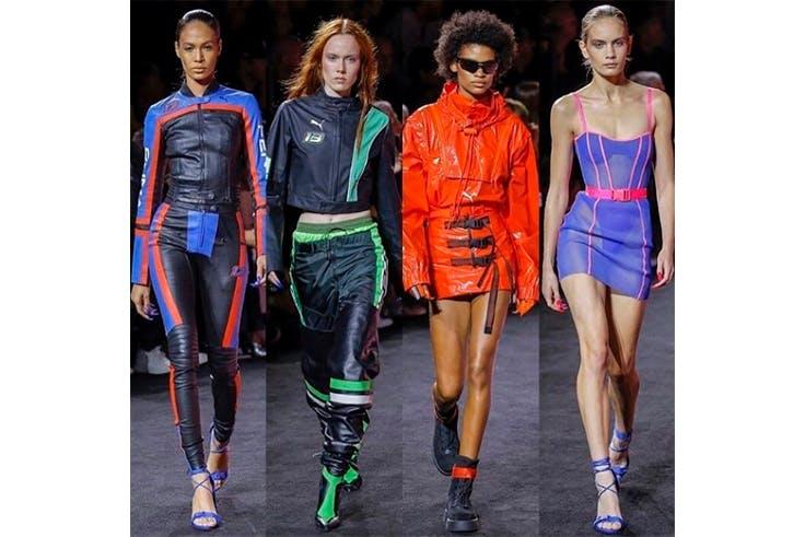 Rhianna en la New York Fashion Week