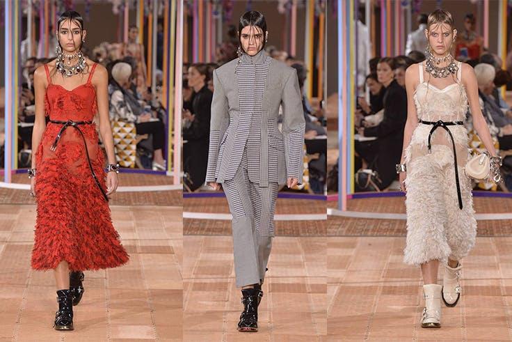 Lo mejor de los desfiles de la París Fashion Week