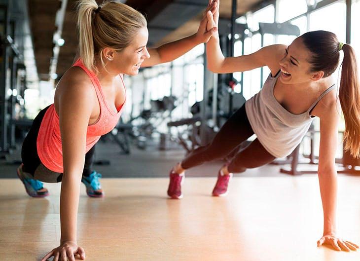 Las mejores apps de fitness para ponerte en forma