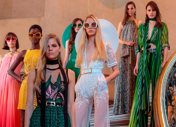 Desfiles de la París Fashion Week SS18