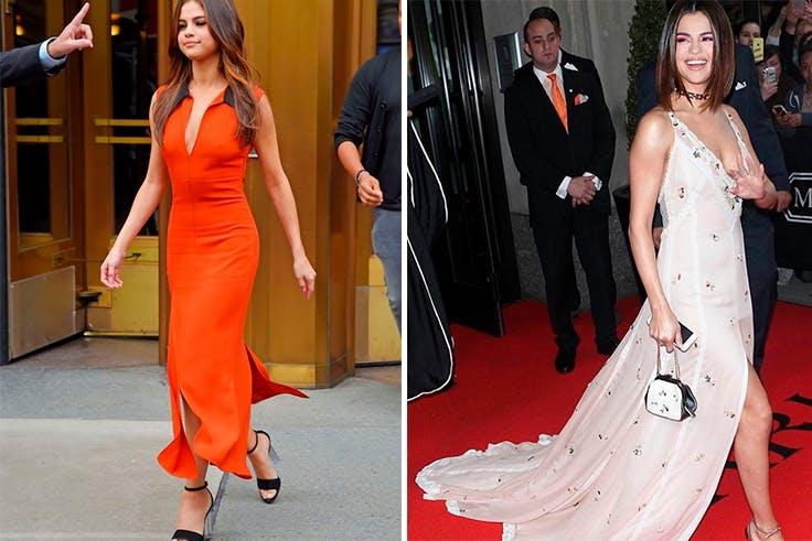Looks de eventos de Selena Gómez