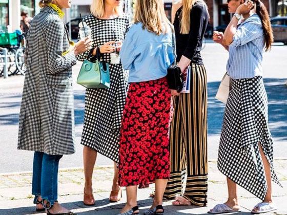 Evento de moda en el centro comercial Plaza Mayor