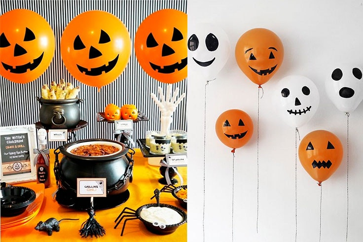 Ideas de decoración para Halloween