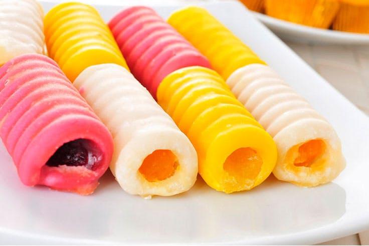 Los dulces más típicos de Todos los Santos