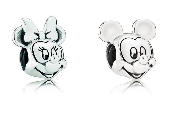 Joyas de la línea de Disney de Pandora