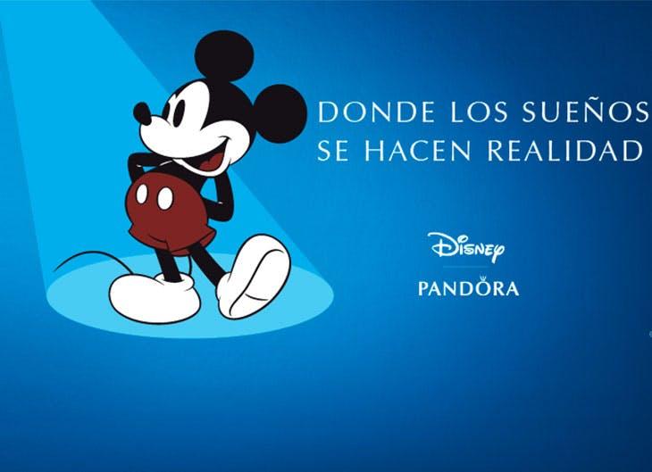 Pandora Disney Charms nueva colección de joyas