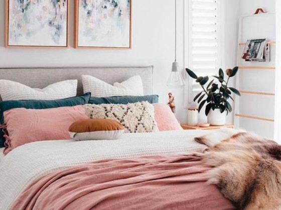 Las últimas tendencias de decoración en dormitorios