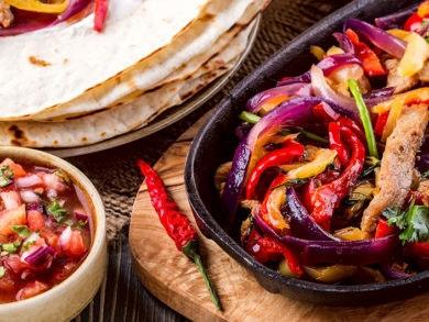 Recetas de platos saludables para mantener constante nuestra dieta
