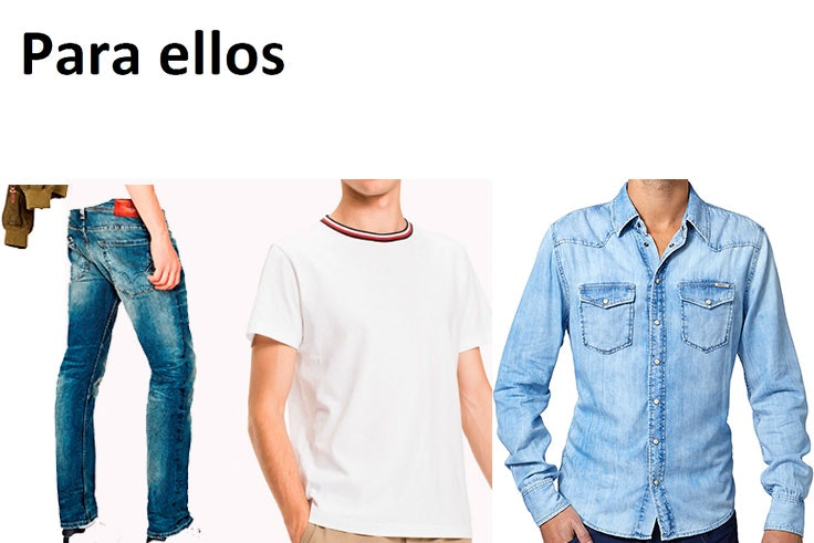 Básicos de ropa Black Friday