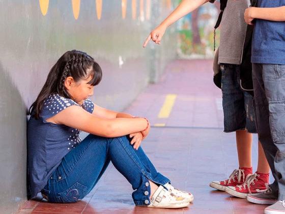 Campaña Atrapados contra el bullying