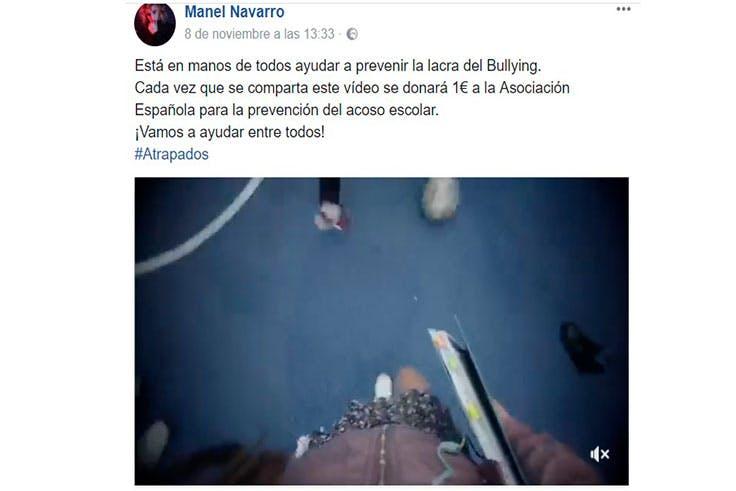 Manel Navarro Atrapados