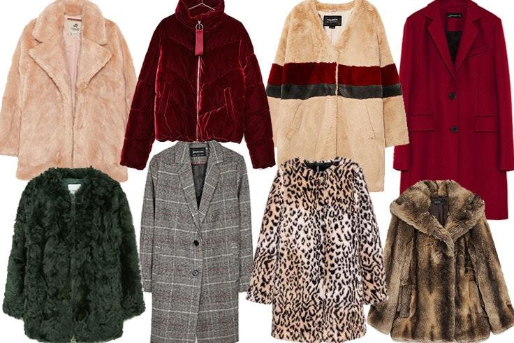 Los mejores abrigos para este Black Friday