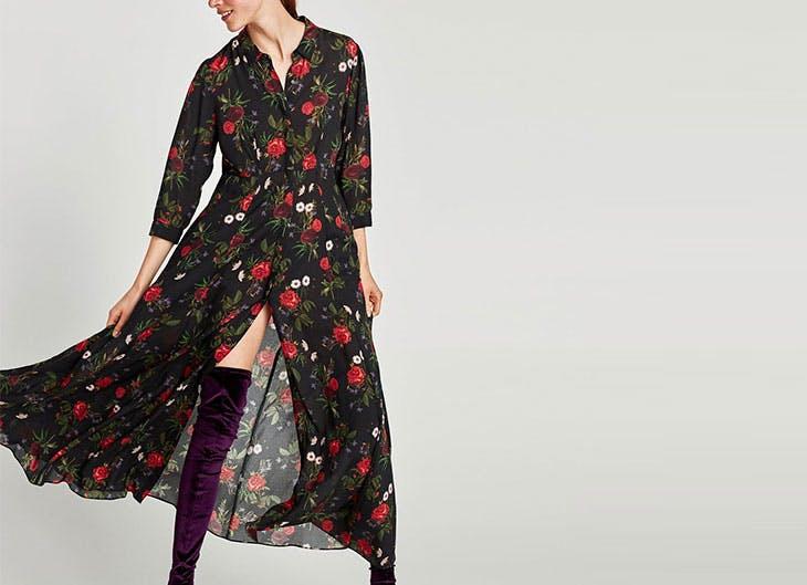 Tendencia vestidos camiseros