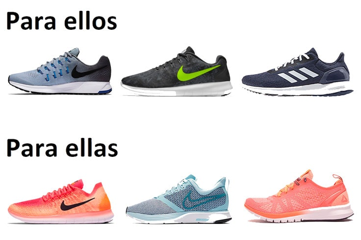 Zpatillas de running en Black Friday