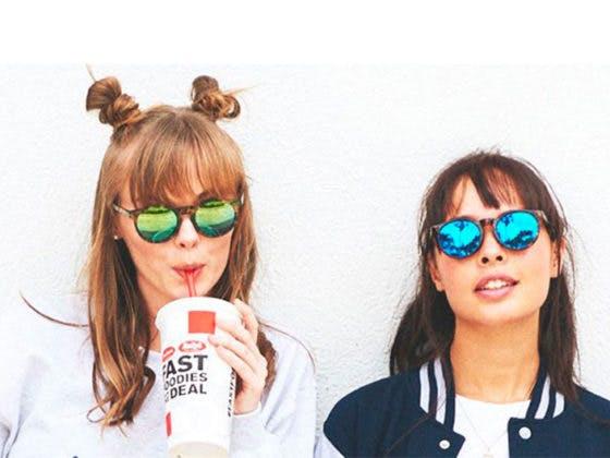 Promoción en gafas de sol