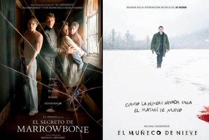 Estrenos de cine en Plaza Mayor