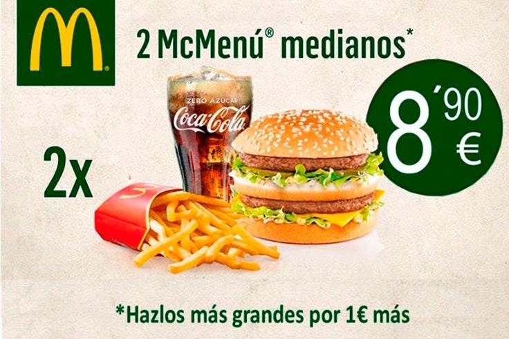 Promoción-McDonald's