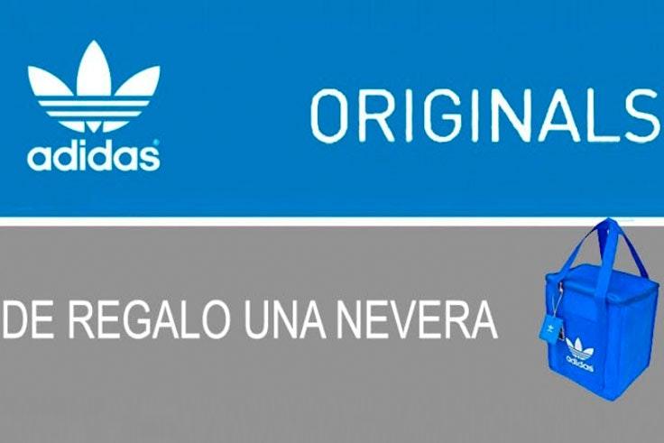 Promoción en los productos de Adidas de Base