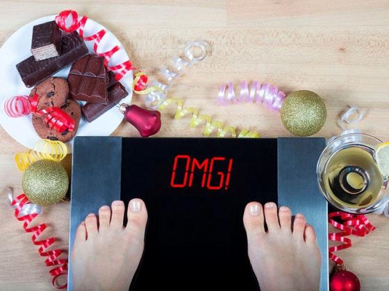Tips para conseguir ganas a la báscula esta Navidad