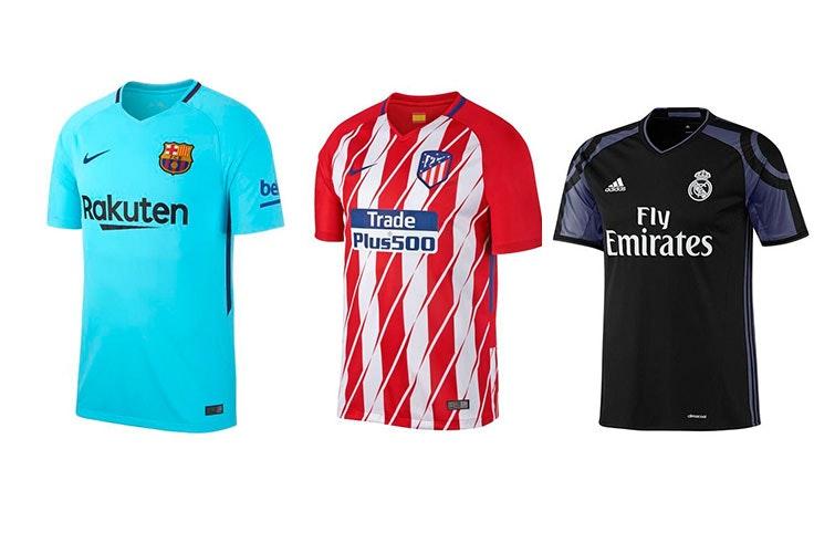 promociones equipación fútbol deporte