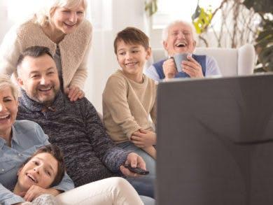 peliculas Navidad en familia