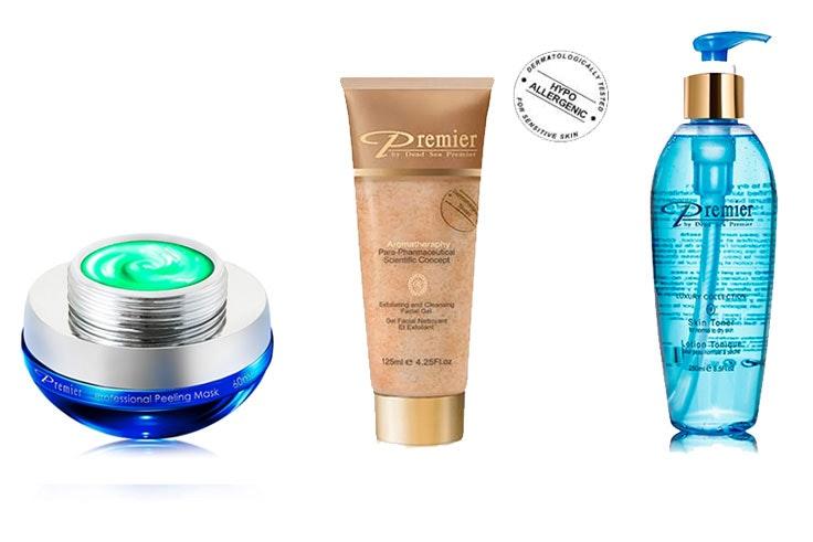 Promociones en productos de belleza de Premier