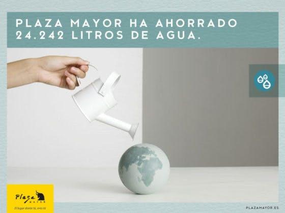medio ambiente ahorro de agua